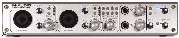 M‑Audio Firewire 410
