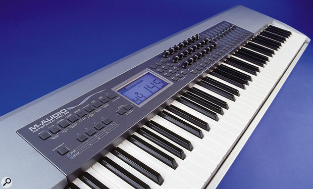 m audio keystation pro 88. Black Bedroom Furniture Sets. Home Design Ideas