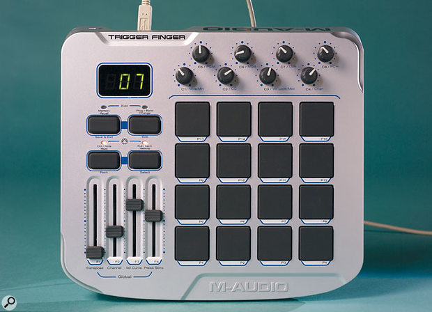 M-Audio Trigger Finger