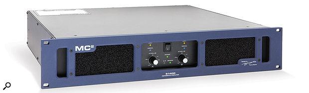 MC2 Audio S-series