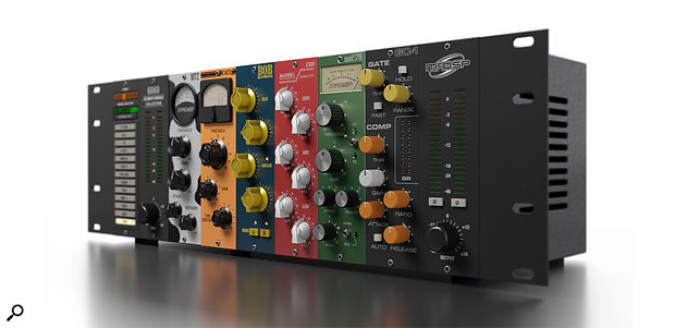 McDSP's 6060 Ultimate Collection plug-in.