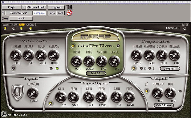 McDSP Chrome Tone