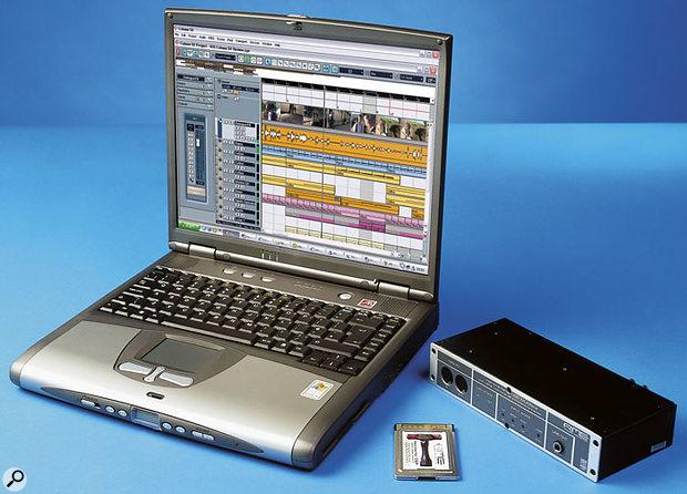 Millennium Music Laptop PC