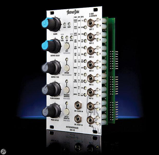 Abstract Data ADE-32 Octocontroller