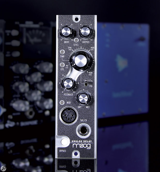 Moog Analog Delay