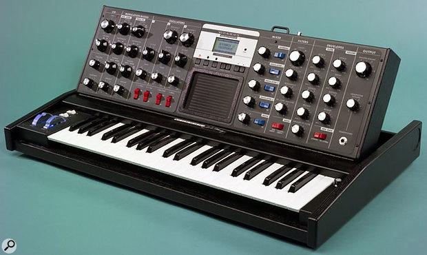 Voyager By Bob Moog