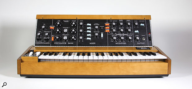 Spot the difference: The new Model D...