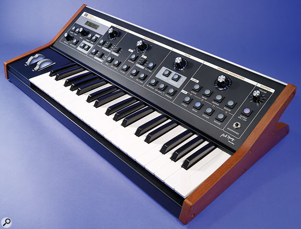 Little Phatty by Bob Moog