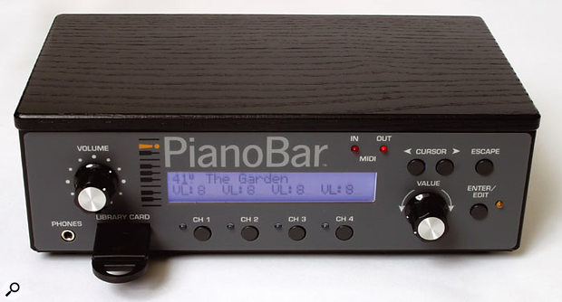 Bob Moog Piano Bar