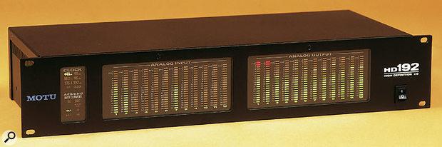 MOTU HD192.