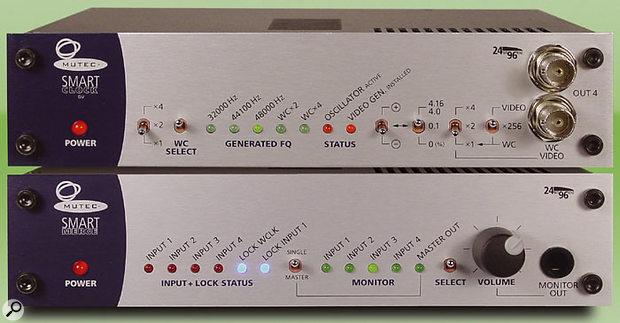 Mutec Smart Clock & Smart Merge