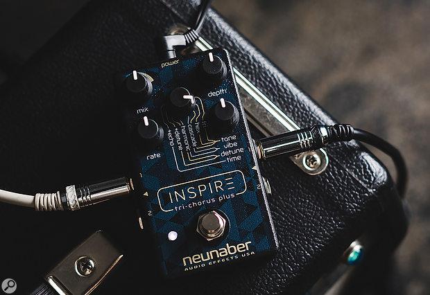 Neunaber Inspire Tri‑chorus Plus
