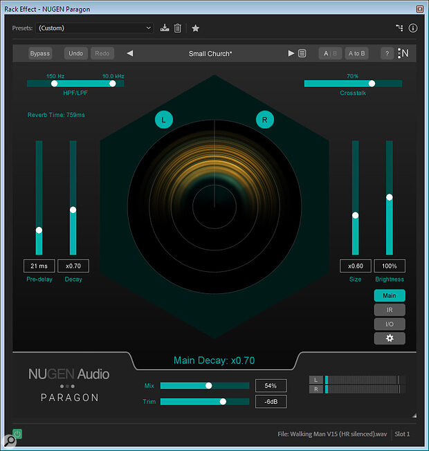 Nugen Audio Paragon