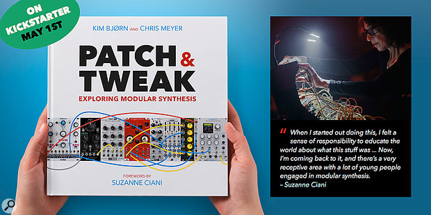 Patch Tweak Book