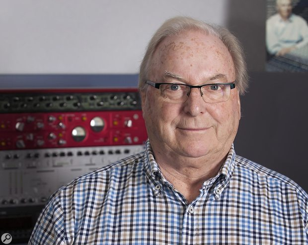 Phil Dudderidge Executive Chairman of Focusrite plc.