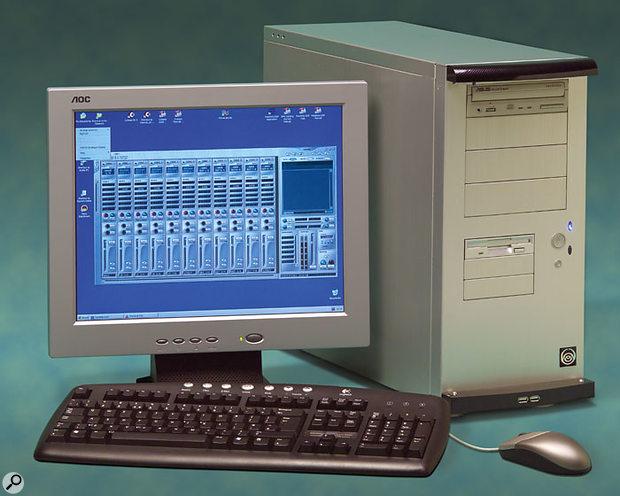 Philip Rees Pentium 4 PC