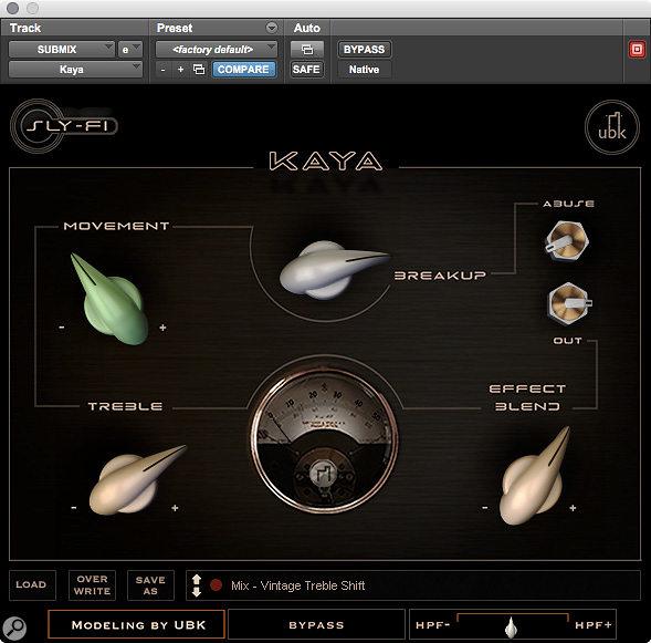 Sly-Fi Kaya