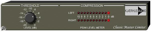 Plug-in Folder classic compressor.