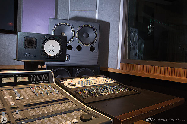 Choosing a suitable Studio Power Amp to drive passive monitor speakers like the ubiquitous Yamaha NS-10s.
