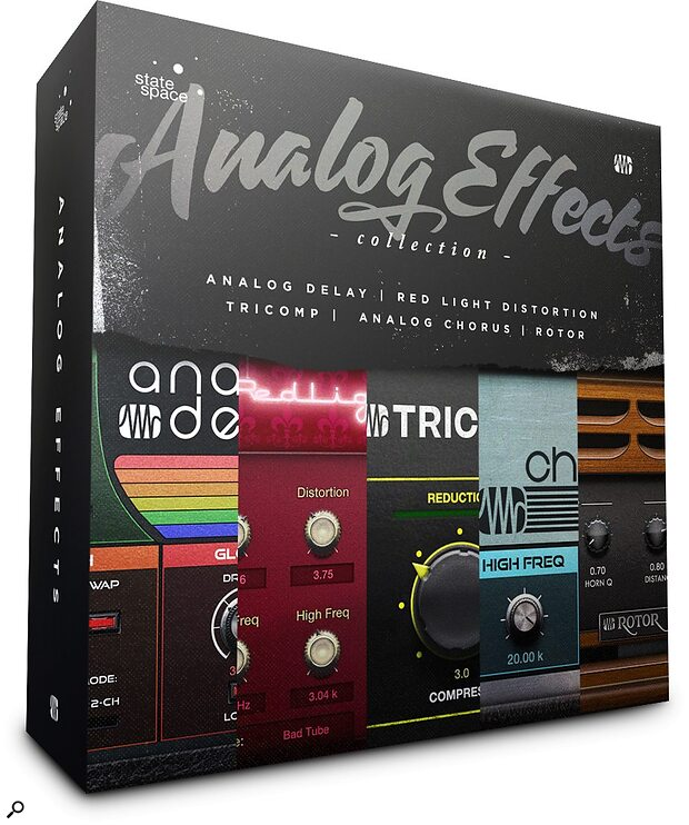 PreSonus Analog Effects Collection box.