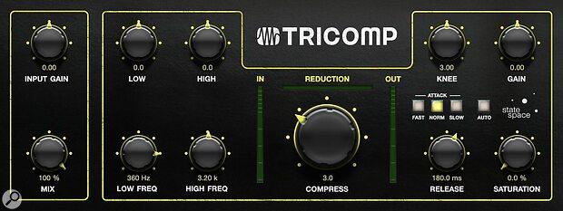 PreSonus Tricomp plug-in.