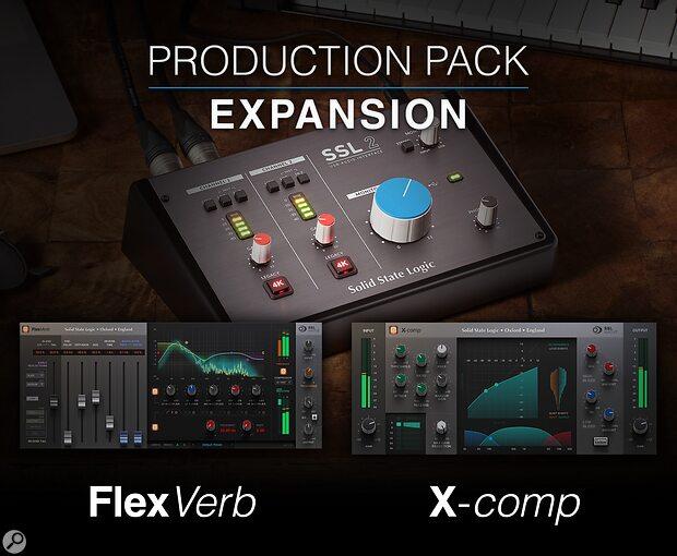 SSL Producer Pack
