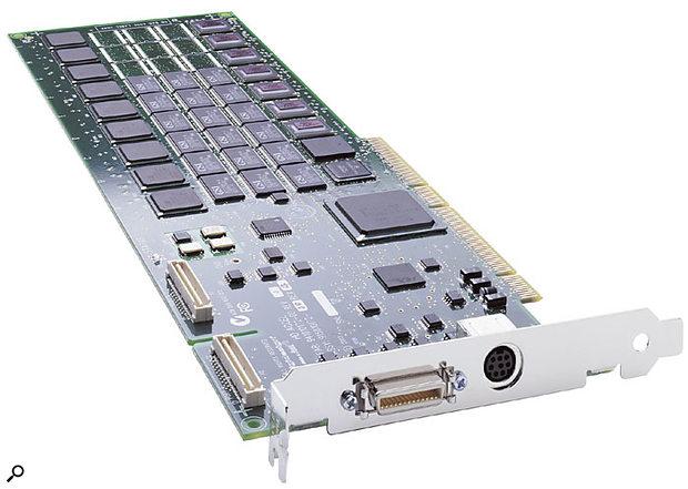 HD Accel Card