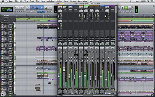 Avid Pro Tools 11.