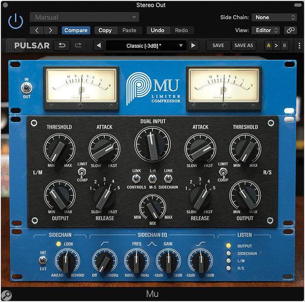 Pulsar Audio Pulsar Mu