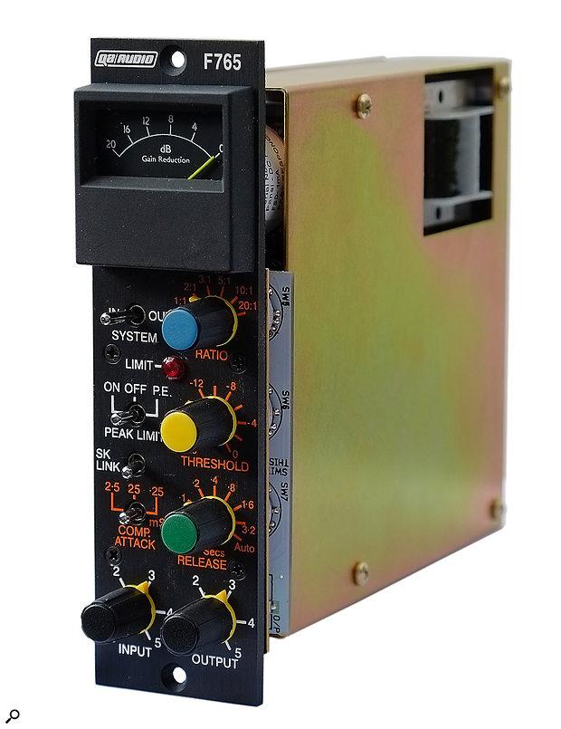 Q2 Audio F765: a 500-series Compex