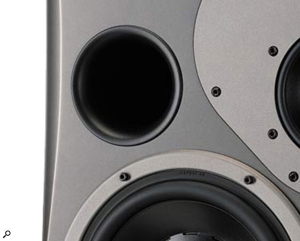 Speaker ports — not disappearing anytime soon!