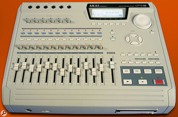 The Akai DPS12 multitrack recorder has a fixed 16-bit S/PDIF input.