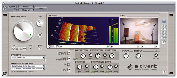 Q. Are all convolution reverb plug-ins created equal?
