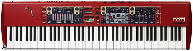 The Clavia Nord Stage 88 — the ultimate performance keyboard?