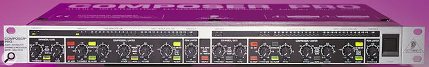 The Focusrite Trak Master and Behringer Composer Pro are two affordable compressors which use optical gain control elements.