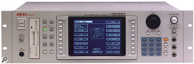 You can produce more even-sounding multisample patches by using the Akai S5000's Keygroup Crossfade function.