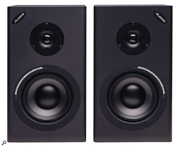 One advantage of passive monitors is that the two components of your monitoring system — the speakers and the amp — can be upgraded separately, allowing a more gradual and less expensive progression to better-quality gear.