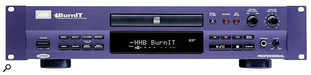 Most digital recorders, including the HHB Burnit, will indicate overs cause by input gain boosts, but few have  meters sophisticated enough to work out whether a peak-level output sample represents a clipped waveform.