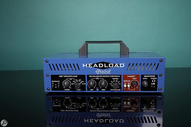 Radial Headload V8