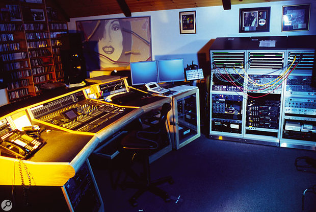 Phil Ramone's own studio, The Shire, is based around Yamaha digital desks and DAWs from Steinberg and Digidesign.