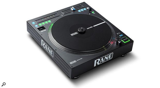 Rane Twelve MkII turntable controller.