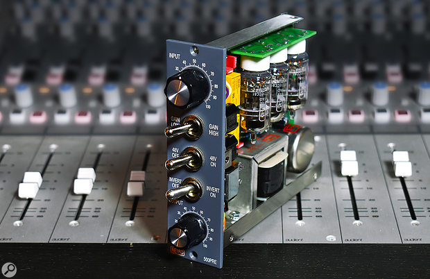 Retro Instruments 500Pre