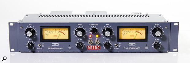 Retro Instruments Revolver