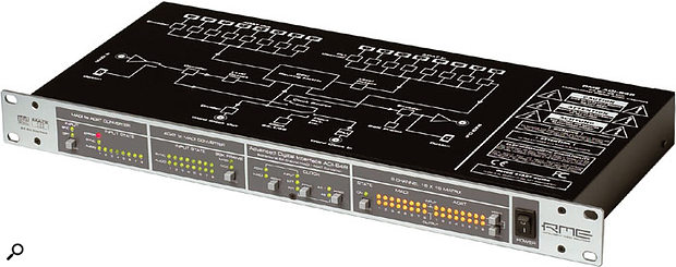 The ADI 648 provides 64 channels of conversion between MADI and ADAT formats.