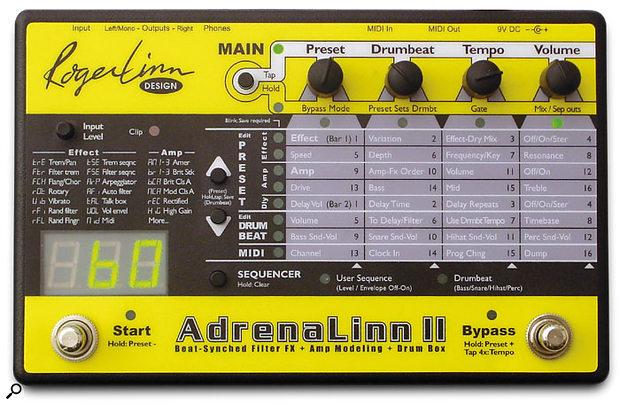 Roger Linn AdrenaLinn II