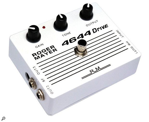Roger Mayer 4644 Drive pedal.