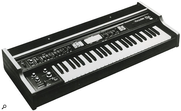 The VP330 Vocoder Plus. If anything is to blame for 'talking synth'-style robot voices, it is this product.