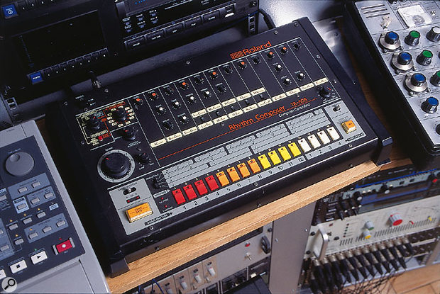 These days, it's a techno mainstay, but back in 1980, the TR808 was just another Roland drum machine, and was expected to be used on everything from rock to, well, 'Planet Rock'.