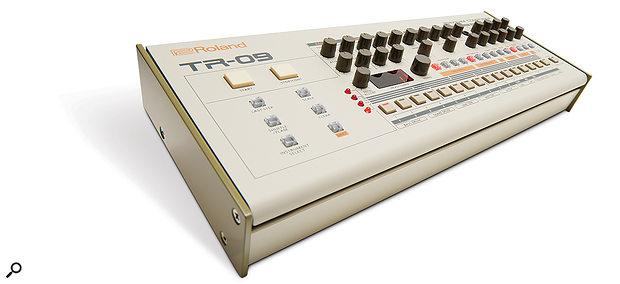 Roland Boutique TR-09 & TB-03