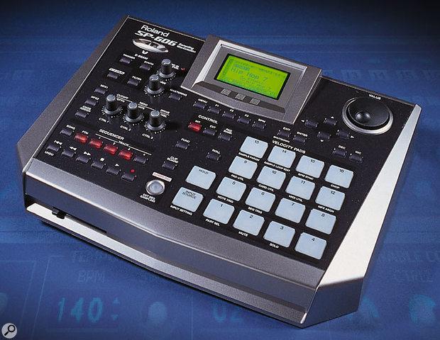 Roland SP606